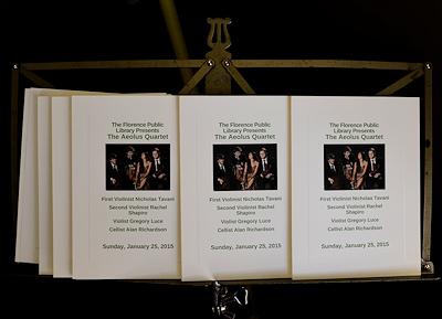 Programs for concert